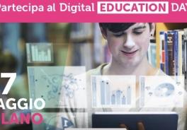 Digital Education Day: la prima edizione a Milano il 27 maggio 2015
