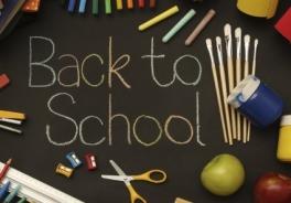 Back to School: buon inizio anno scolastico!