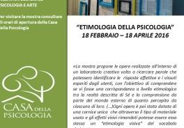 Mostra dei Laboratori Creativi di ProgettAzione presso la Casa della Psicologia a Milano