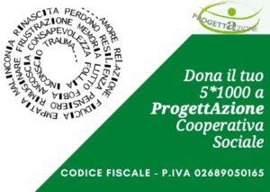 Progettazione Cooperativa Sociale ONLUS: Bergamo, Pedrengo, Milano, Serina