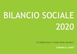Bilancio Sociale 2020 – La fotografia di ProgettAzione in numeri